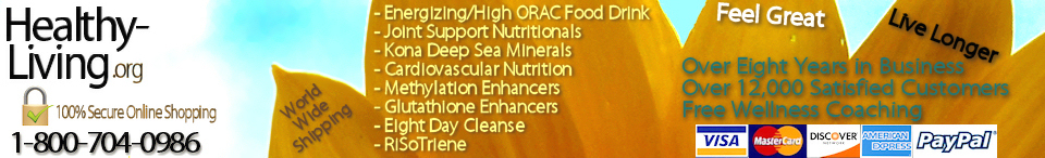 Healthy-Living.Org - high density food nutrition
