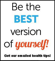 become the best version of yourself with healthy living newsletter