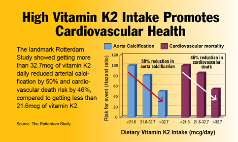 Vitamin K2 Next Most Imoprtant Vitamin After Vitamin D